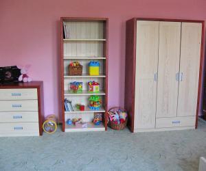 Dětský pokoj v Šenově