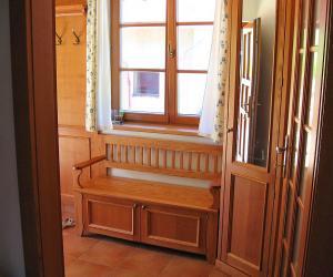 Interiér ve Střední Bečvě