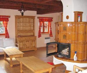 Obývací sestavy a interiéry